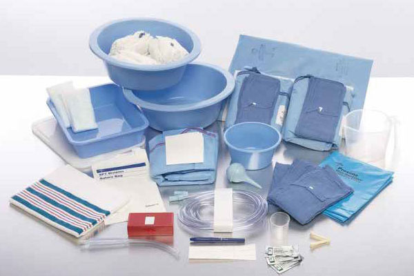 Assorted Medical Supplies | Medical Group Care PPE Medical Supply