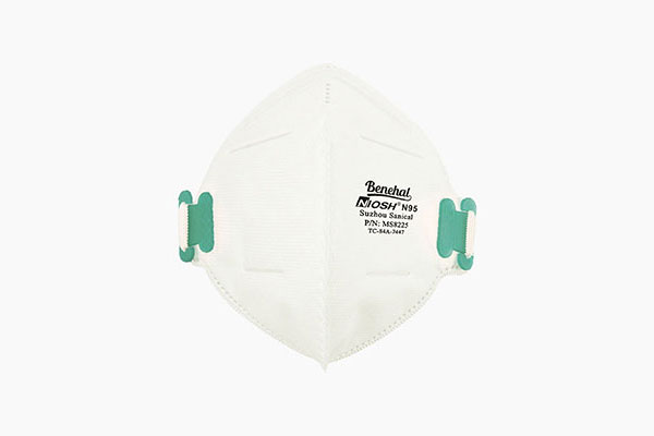 Benehal official MS8225 NIOSH N95 Particulate Respirator Mask from Medical Group Care   PPE Personal Protection Equipment NIOSH N95 Masks, KN95 Masks, 3-PLY Masks and other PPE items for individuals, hospitals, businesses and health organizations in the United States and Europe