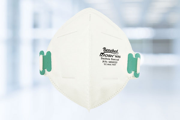 Benehal NIOSH N95 Protective Face Mask | Medical Group Care