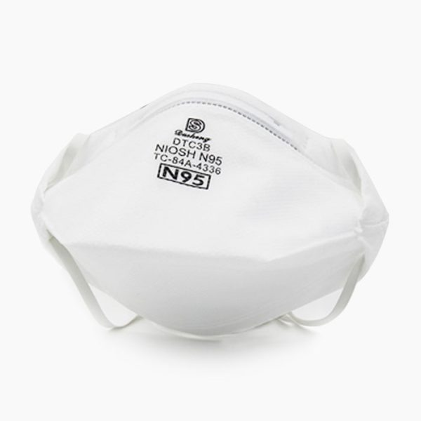 Dasheng official DTC3B NIOSH N95 Particulate Respirator Mask from Medical Group Care | PPE Personal Protection Equipment NIOSH N95 Masks, KN95 Masks, 3-PLY Masks and other PPE items for individuals, hospitals, businesses and health organizations in the United States and Europe