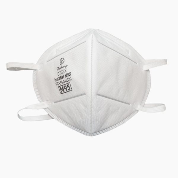 Dasheng official DTC3X NIOSH N95 Particulate Respirator Mask from Medical Group Care | PPE Personal Protection Equipment NIOSH N95 Masks, KN95 Masks, 3-PLY Masks and other PPE items for individuals, hospitals, businesses and health organizations in the United States and Europe