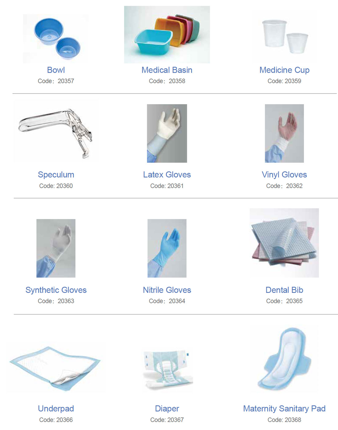 Components | Minor Procedure Kits - Medical Group Care