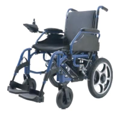 Economy Power Wheel Chair   Medical Group Care