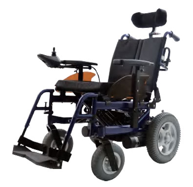 Recliner Power Wheel Chair   Medical Group Care