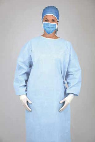 Softa Sterile Gown | Medical Group Care