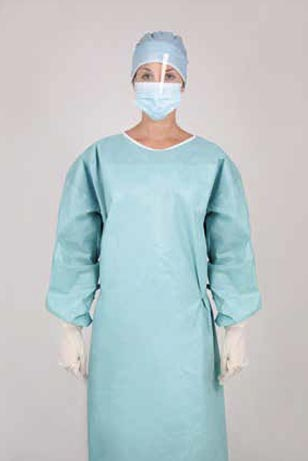Vantage Gown Sterile | Medical Group Care